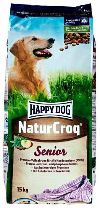 Корм для пожилых собак Happy Dog NaturCroq