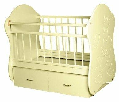 Кроватка Bambu Ангелочек