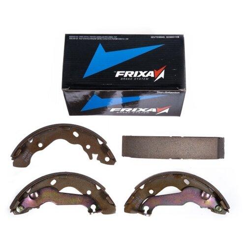 Барабанные тормозные колодки задние Frixa FLH01 для Hyundai Elantra, Hyundai Matrix (4 шт.) hyundai matrix расход топлива