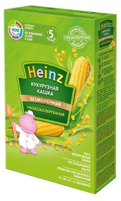 Каша Heinz безмолочная кукурузная (c 5 месяцев) 200 г