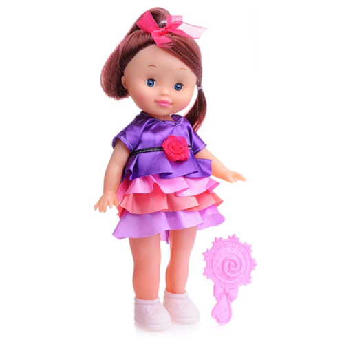 Кукла Oubaoloon Pretty Girl, 25 см, 656-4A