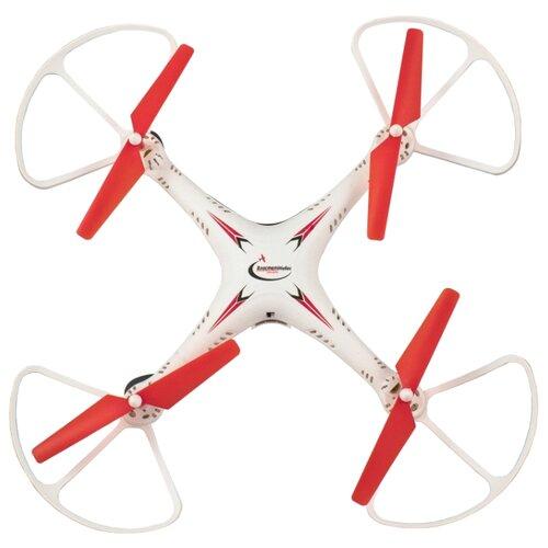 Квадрокоптер Властелин небес Орлан ВН3469 красный квадрокоптер властелин небес квадрик bh 3375