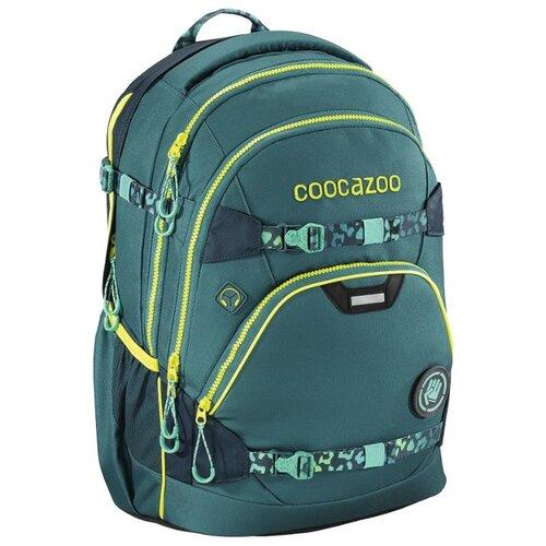Купить Coocazoo Рюкзак e-ScaleRale TecCheck petrol (00183715), бирюзовый, Рюкзаки, ранцы