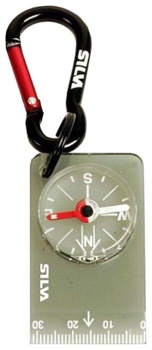 Компас Silva Compass 28 Carabiner (Б/Р:one Size)