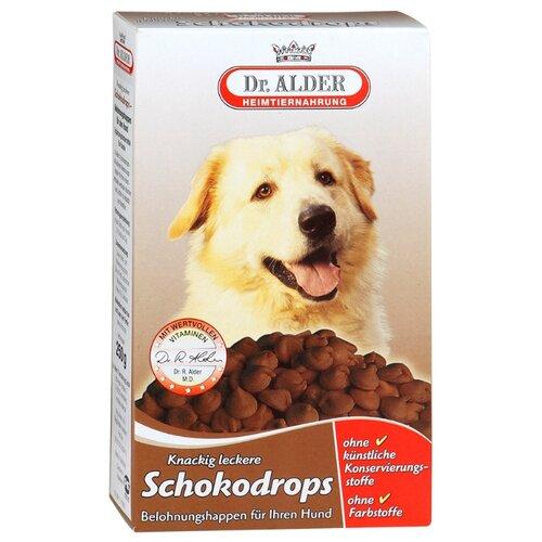 Лакомство для собак Dr. Alder`s Schokodrops, 250 г недорого