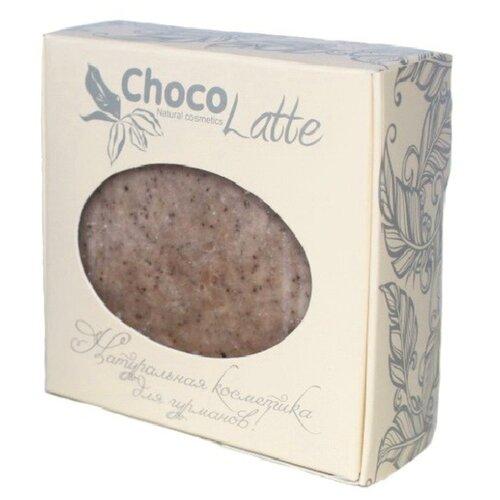 ChocoLatte твердый шампунь Мокка для тусклых и ослабленных волос, 60 г