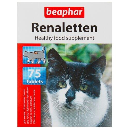 Добавка в корм Beaphar Renaletten 56 г 75 шт.