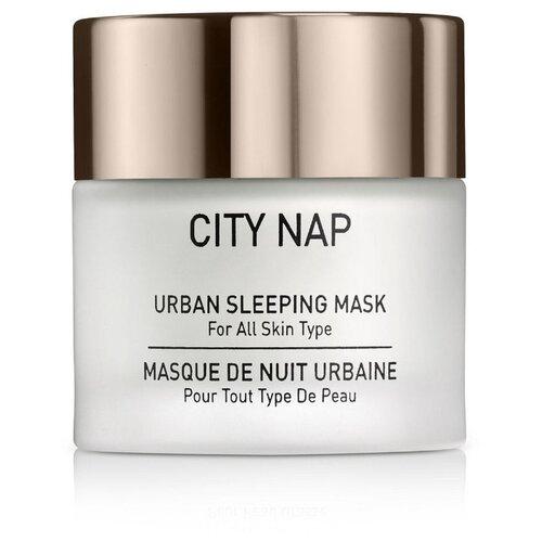 Gigi Ночная маска для лица City NAP Urban Sleepeng Mask Спящая красавица, 50 мл ихтиоловая маска gigi