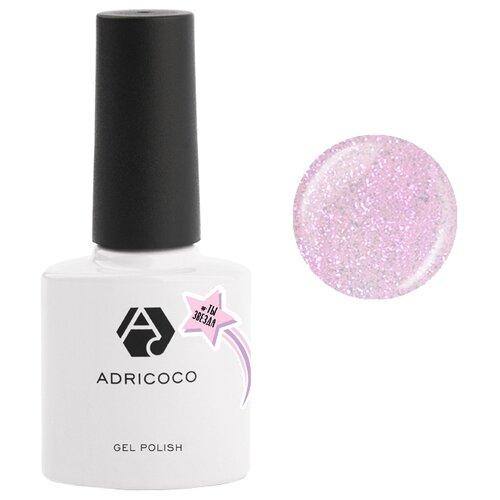 Гель-лак для ногтей ADRICOCO #ТЫЗВЕЗДА, 8 мл, №07 Яркая