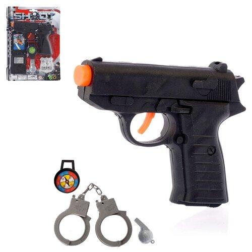 Купить Набор полицейского «Патрульный», 4 предмета, Сима-ленд, Полицейские и шпионы
