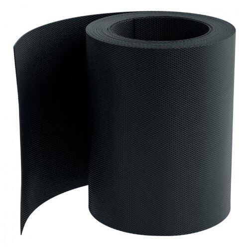 Бордюрная лента PALISAD 64476/64477/64478/64479, черный, 9 х 0.15 м
