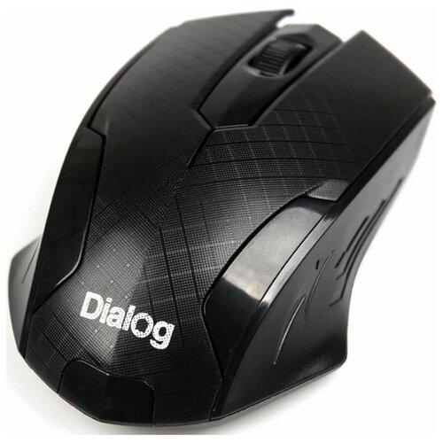 Мышь Dialog MROP-07U Black USB черный кабель dialog cp 0115 black