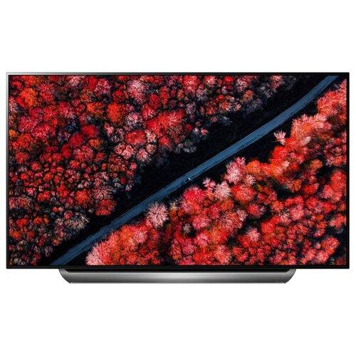 Телевизор OLED LG OLED77C9P черный  - купить со скидкой
