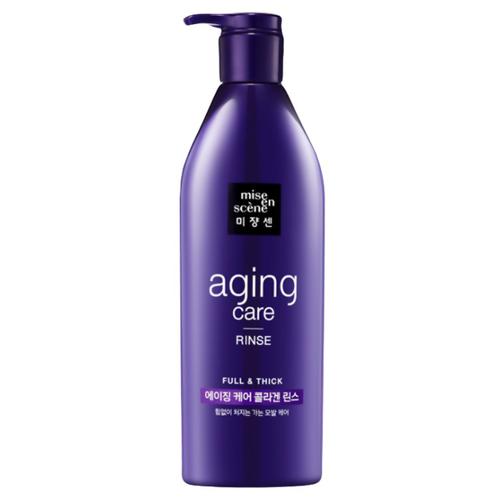 Mise en Scene кондиционер для волос Aging Care Rinse Full & Thick, 680 мл
