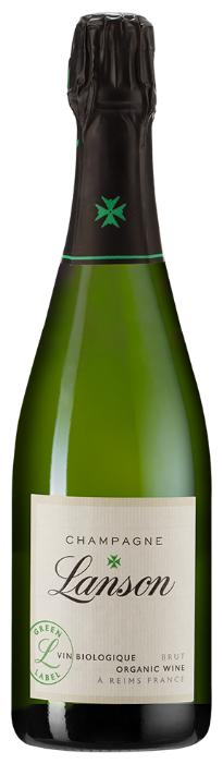 Шампанское Lanson Green Label Brut, 0.75л
