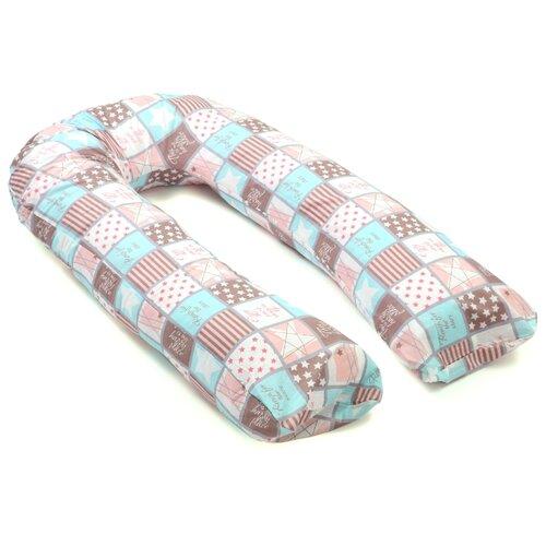 Купить Подушка Sonvol для беременных U 340 мозайка, Подушки и кресла для мам