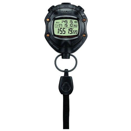 Электронный секундомер CASIO HS-80TW-1E черный