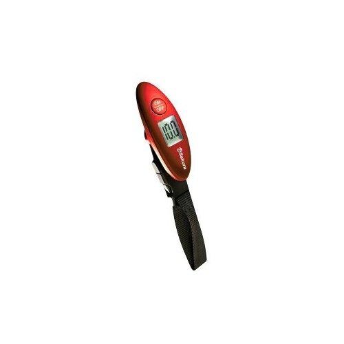 Электронный безмен Sakura SA-6074, красный