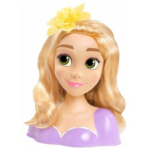 Купить Кукла-торс Just Play Disney Princess Рапунцель голова для причесок, 87155, Куклы и пупсы