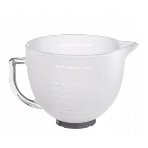 KitchenAid чаша для миксера 5K5FGB белый