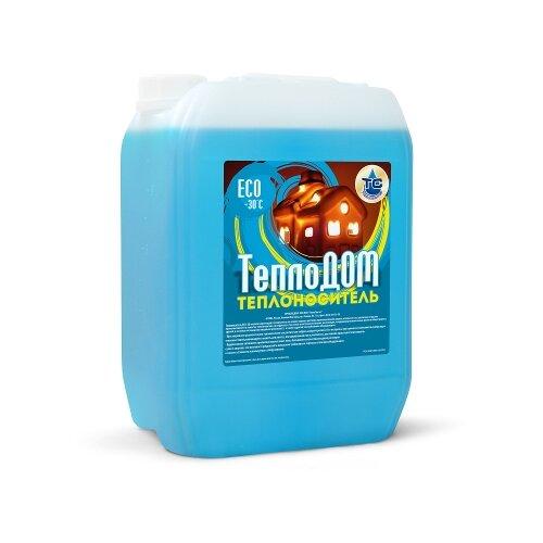 Теплоноситель пропиленгликоль ТеплоДом -30 ECO 20 кг