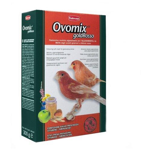 Padovan корм Ovomix Gold Rosso для птенцов с красным оперением 300 г
