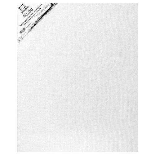 Холст Малевичъ на картоне 40x50 см (224050) малевичъ пенал скрутка для кистей на короткой и средней ручке оливковый