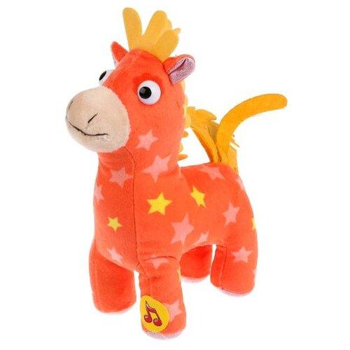 Купить Мягкая игрушка Мульти-Пульти Деревяшки Лошадка Иго-го 15 см, муз. чип, Мягкие игрушки