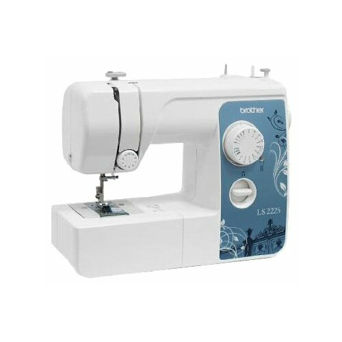 Швейная машина Brother LS-2225, белый/серый