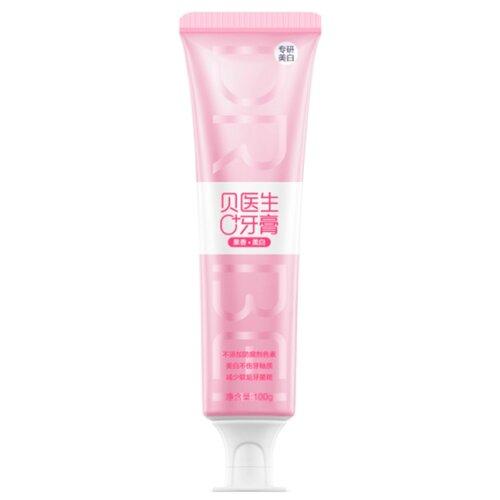Купить Зубная паста Dr.Bei фруктовая мята 0+, 100 г, Гигиена полости рта
