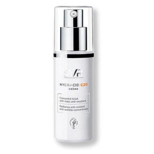 Купить SVR Hydracid C20 creme крем антиоксидант для лица для сияния кожи против морщин, 30 мл
