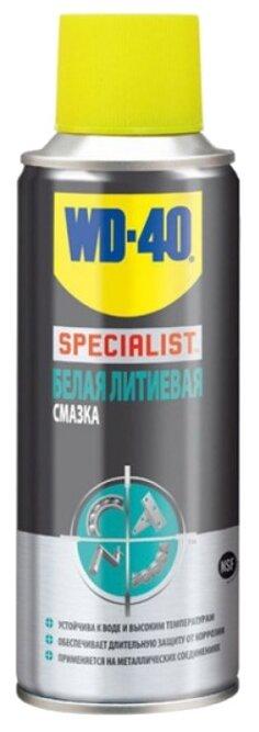 Автомобильная смазка WD-40 Specialist Белая литиевая