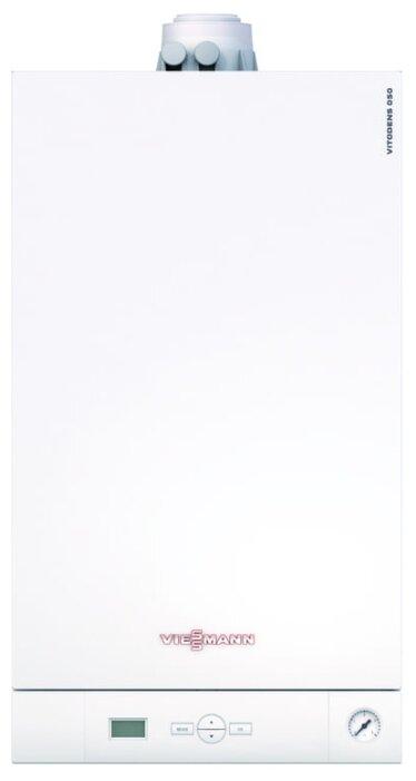 Газовый котел Viessmann Vitodens 050-W BPJC 24 ... — купить по выгодной цене на Яндекс.Маркете