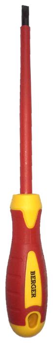 Отвёртка прямой наконечник BERGER BG1052