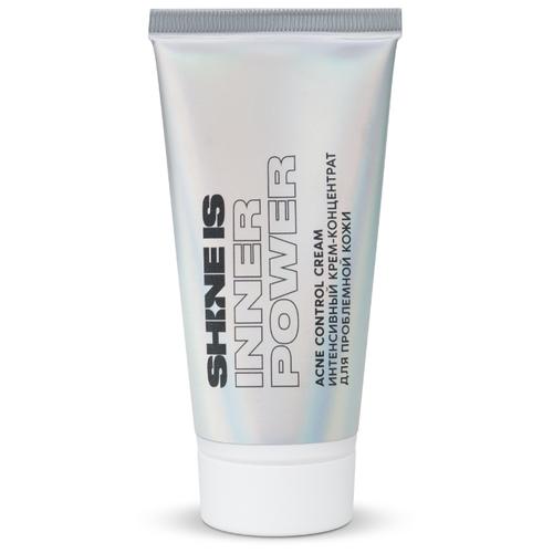 Shine IS Acne Control Cream Интенсивный крем-концентрат для проблемной кожи, 50 мл