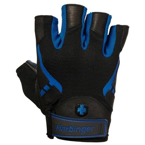 Перчатки Harbinger PRO, мужские, синие, размер XL