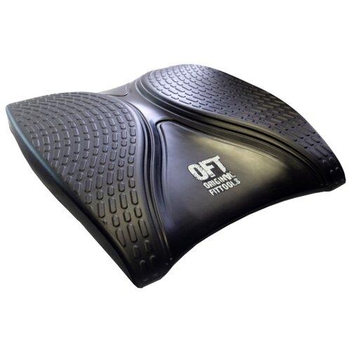 Тренажер для спины Original FitTools Подушка для спины AB Mat черная