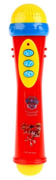 Умка микрофон Щенячий патруль B1082812-R15