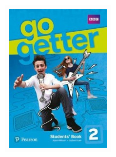 "Fruen Graham ""GoGetter 2. Students Book"""