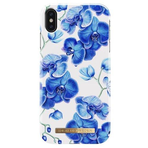 Купить Чехол iDeal of Sweden для iPhone Xs Max baby blue orchids