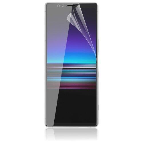 Защитная пленка Rosco силиконовая для Sony Xperia 1 прозрачный
