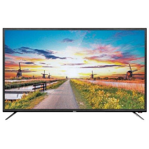 Фото - Телевизор BBK 50LEX-8127/UTS2C 50 (2019), черный телевизор bbk 50lex 8161 uts2c черный
