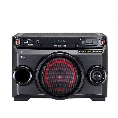 Музыкальный центр LG XBOOM OM4560 музыкальный центр lg fh6