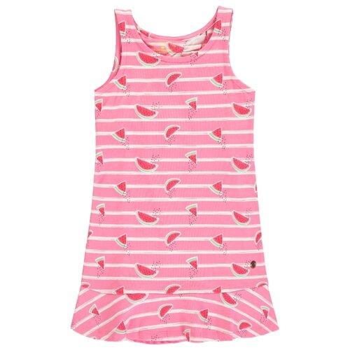 Платье Tom Tailor размер 92/98, розовый/белый
