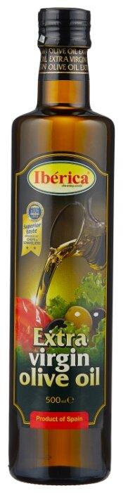 Iberica Масло оливковое extra virgin, стеклянная бутылка