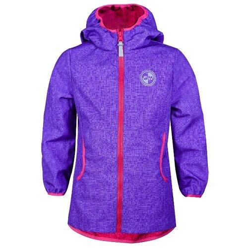 Купить Куртка Sherysheff размер 116, фиолетовый, Куртки и пуховики