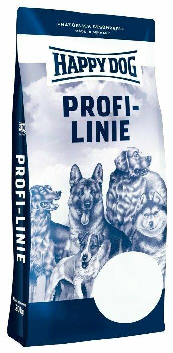 Корм для собак Happy Dog Profi-Line Naturkost 20 кг