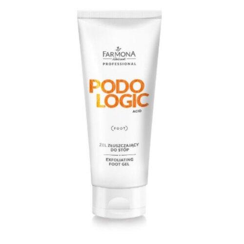 Купить Farmona Professional Пилинг кислотный для ног PodoLogic exfoliating foot gel, 75 мл