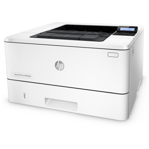 Фото - Принтер HP LaserJet Pro M402d белый кеды мужские vans ua sk8 mid цвет белый va3wm3vp3 размер 9 5 43