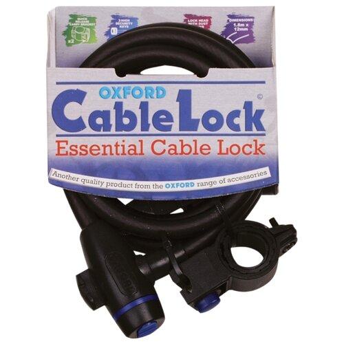 цена на Велозамок OXFORD Cable Lock 12